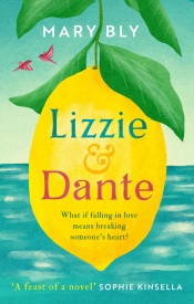 Uk cover of Lizzie and Dante